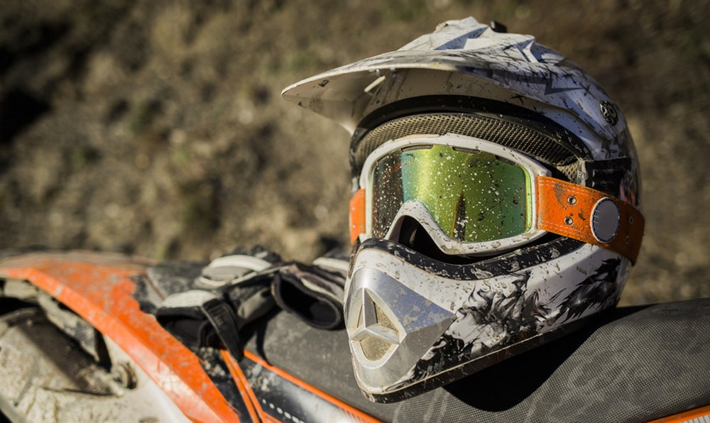 nettoyer son casque de motocross